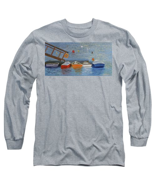 Long Cove Dock Long Sleeve T-Shirt