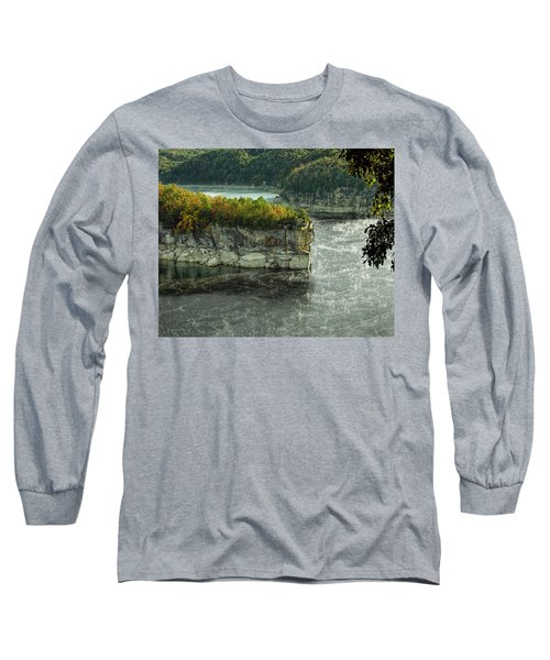 Long Point Clff Long Sleeve T-Shirt