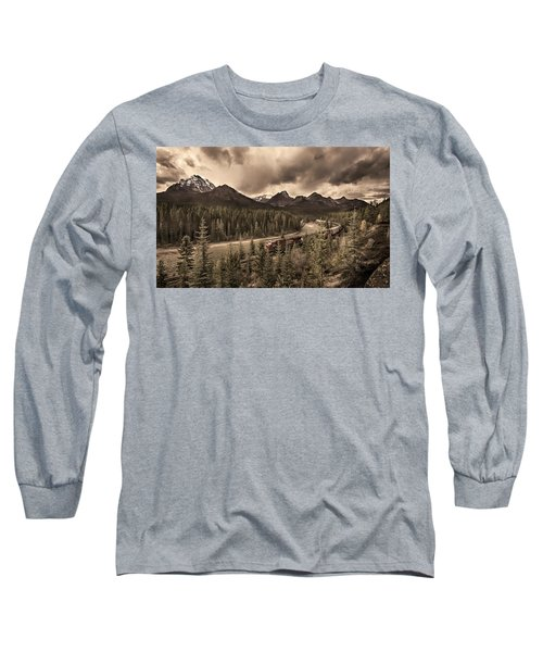 Long Train Running Long Sleeve T-Shirt