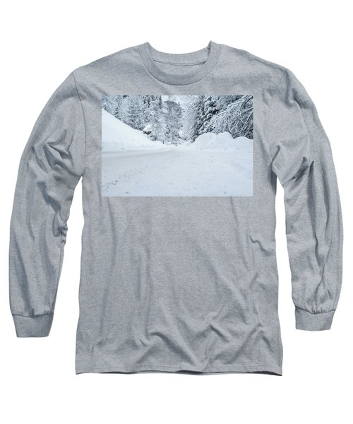 Lonly Road- Long Sleeve T-Shirt