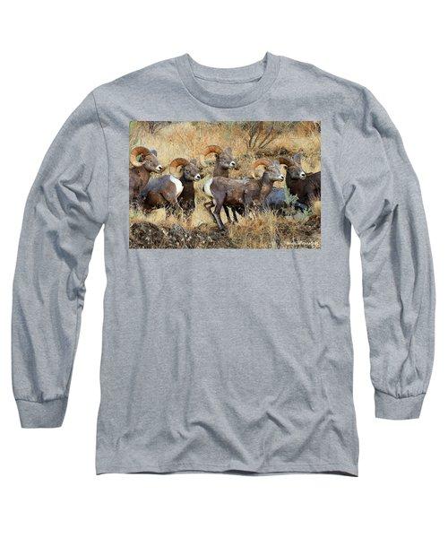 Look At That Long Sleeve T-Shirt by Steve Warnstaff