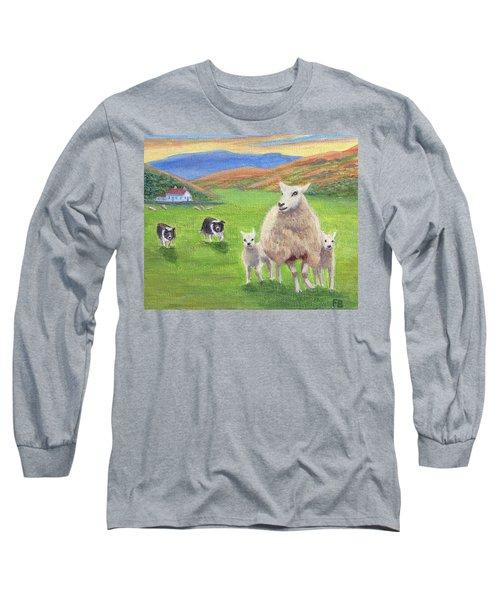 Look Back Long Sleeve T-Shirt