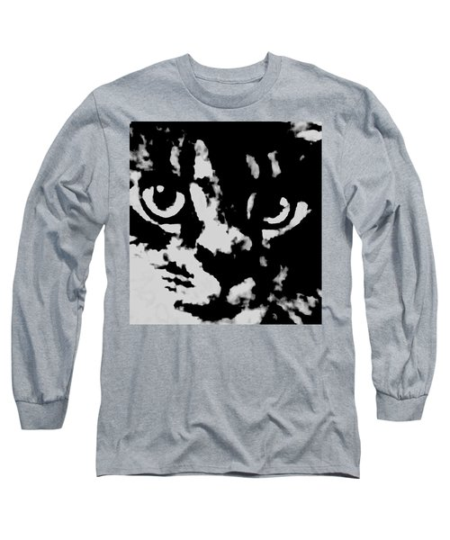 Look Into My Eyes Long Sleeve T-Shirt
