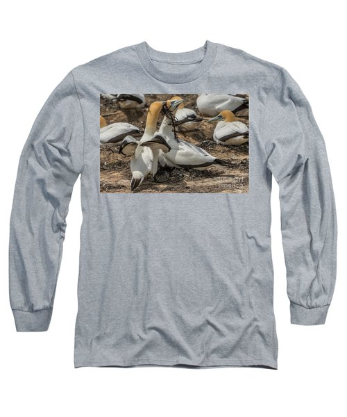 Long Sleeve T-Shirt featuring the photograph Look What I've Brought For You by Werner Padarin