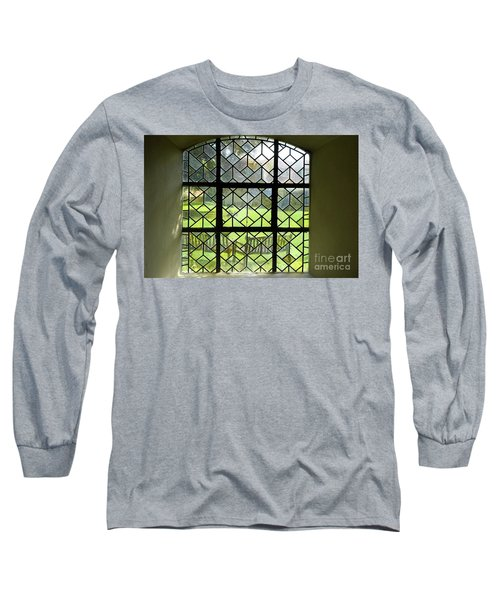 Looked Through The Window Long Sleeve T-Shirt