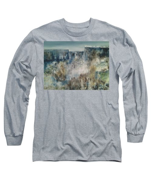 Looking At The Horizon Long Sleeve T-Shirt