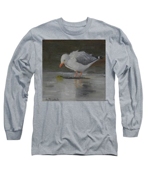 Looking For Scraps Long Sleeve T-Shirt