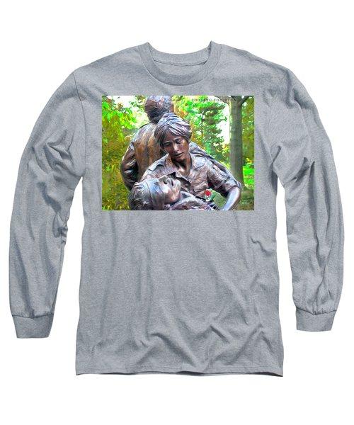 Looking For Huey Long Sleeve T-Shirt