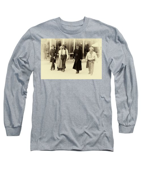 Looking For Trouble Long Sleeve T-Shirt