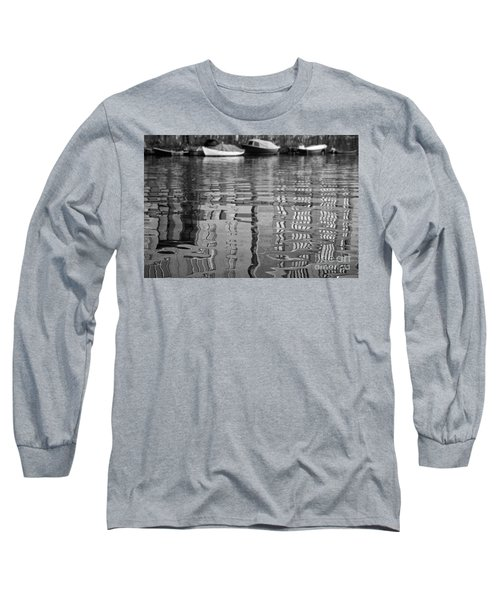Looking In The Water Long Sleeve T-Shirt