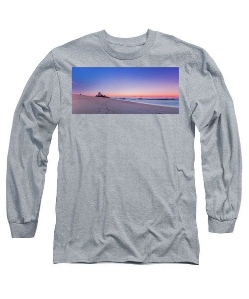 Looking Into The Distance Long Sleeve T-Shirt