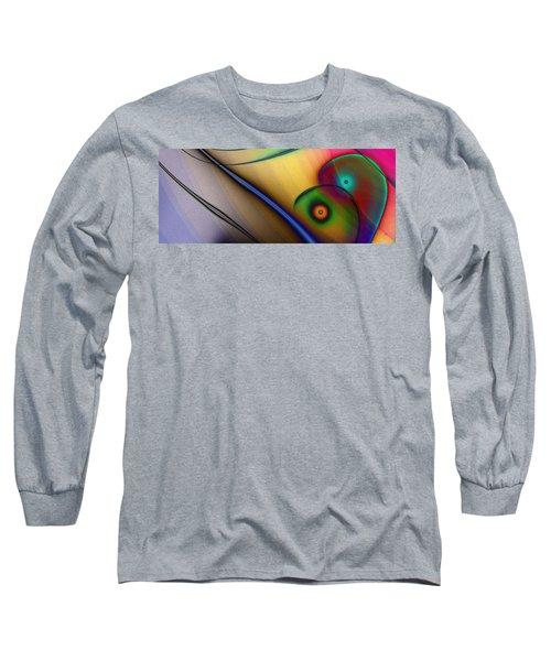 Loros De La Selva Long Sleeve T-Shirt