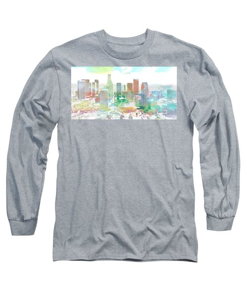 Los Angeles, California, United States Long Sleeve T-Shirt