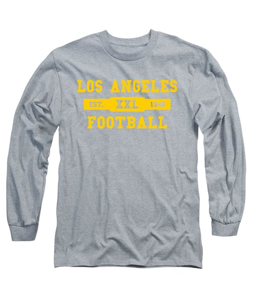 Los Angeles Rams Retro Shirt Long Sleeve T-Shirt