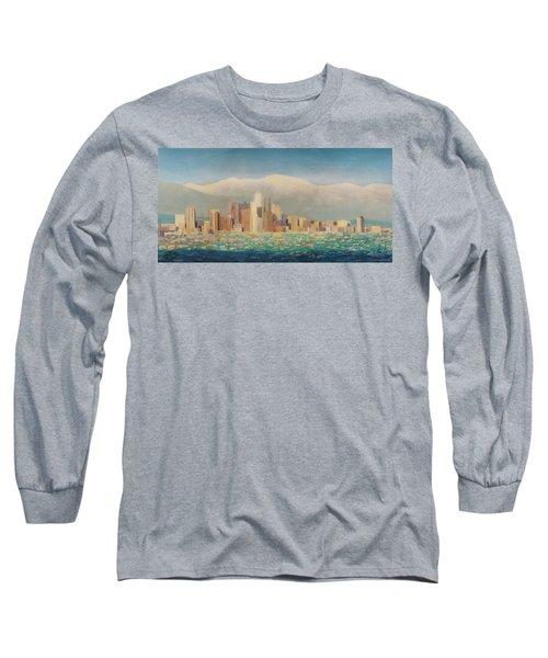 Los Angeles Sunset Long Sleeve T-Shirt