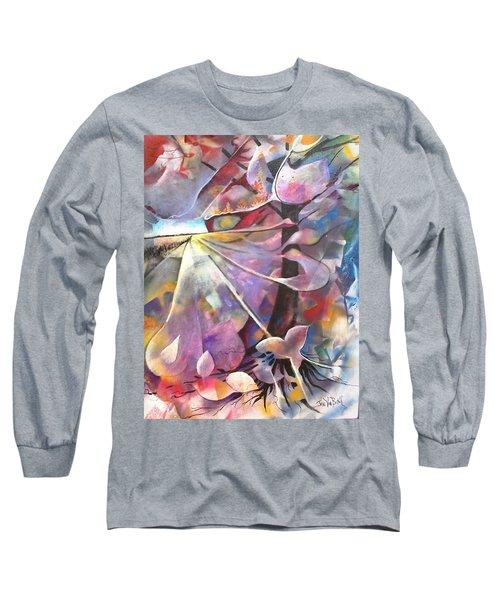 Lost Butterflys Long Sleeve T-Shirt