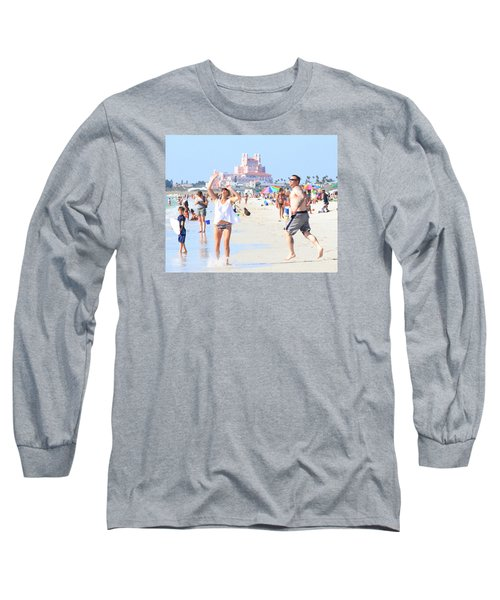 Lost In The Sun Long Sleeve T-Shirt