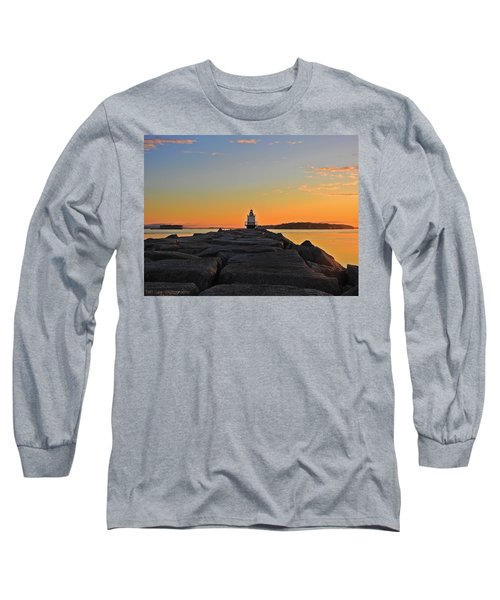 Lost In The Sunrise Long Sleeve T-Shirt