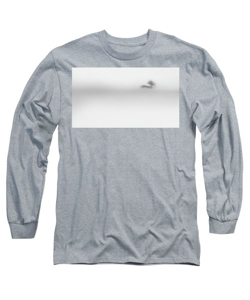 Long Sleeve T-Shirt featuring the photograph Lost Island by Bill Wakeley