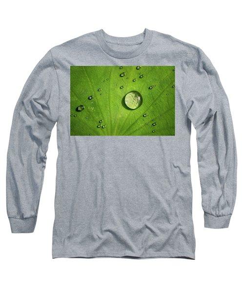 Lots Of Drops Long Sleeve T-Shirt