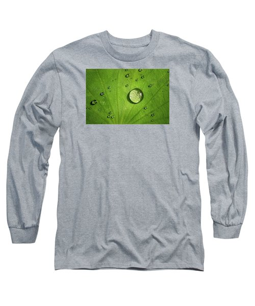 Lots Of Drops Long Sleeve T-Shirt