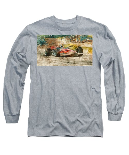 Lotus 49 - 33 Long Sleeve T-Shirt