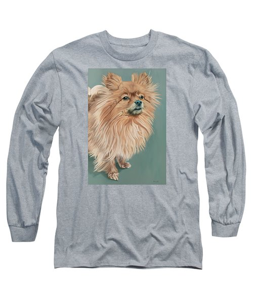 Louie The Majestic Long Sleeve T-Shirt