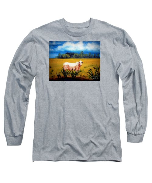 The Lonely Bull Long Sleeve T-Shirt
