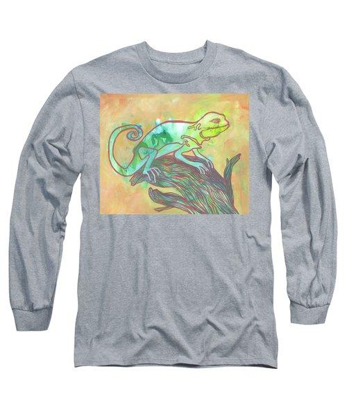 Lounging Long Sleeve T-Shirt