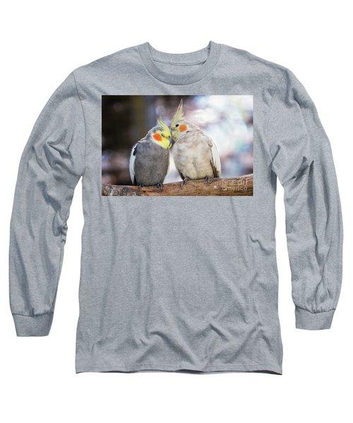 Love Birds Long Sleeve T-Shirt