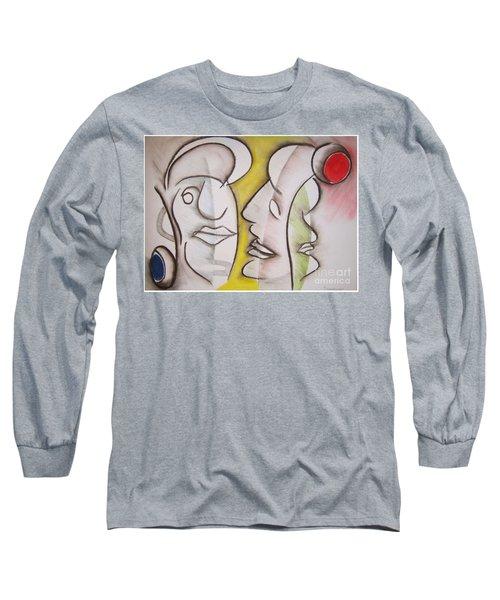 Love In Between Long Sleeve T-Shirt