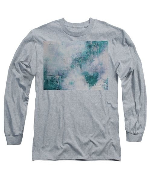 Love In Negative Spaces Long Sleeve T-Shirt
