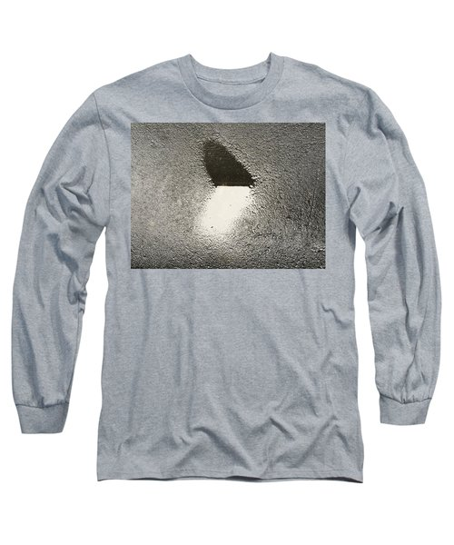 Love In The Rain Long Sleeve T-Shirt by Allyson Blue Dolphin Creations