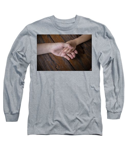 Love Keep Us Alive Long Sleeve T-Shirt by Jingjits Photography