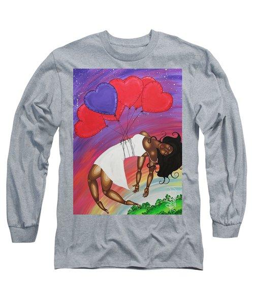 Love Lifts Us Up Long Sleeve T-Shirt