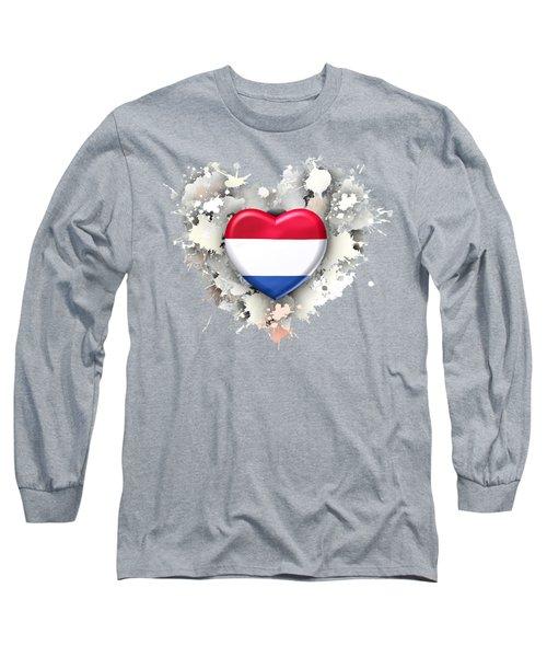Love Netherland.1 Long Sleeve T-Shirt