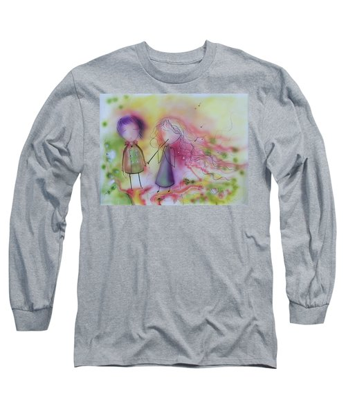 Love Of Music Long Sleeve T-Shirt