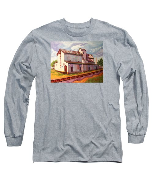 Loveland Feed And Grain Mill Long Sleeve T-Shirt
