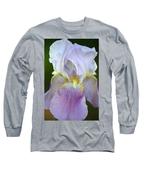 Long Sleeve T-Shirt featuring the photograph Lovely In Lavender by Sheila Brown