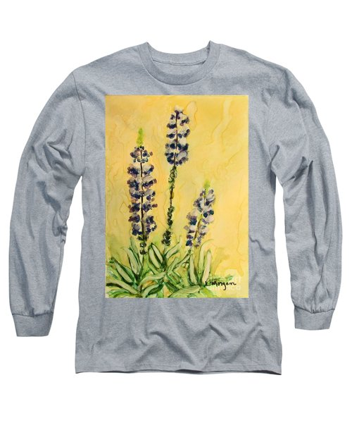 Lovely Lupines Long Sleeve T-Shirt