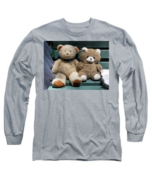 Lovers Long Sleeve T-Shirt by Yoel Koskas