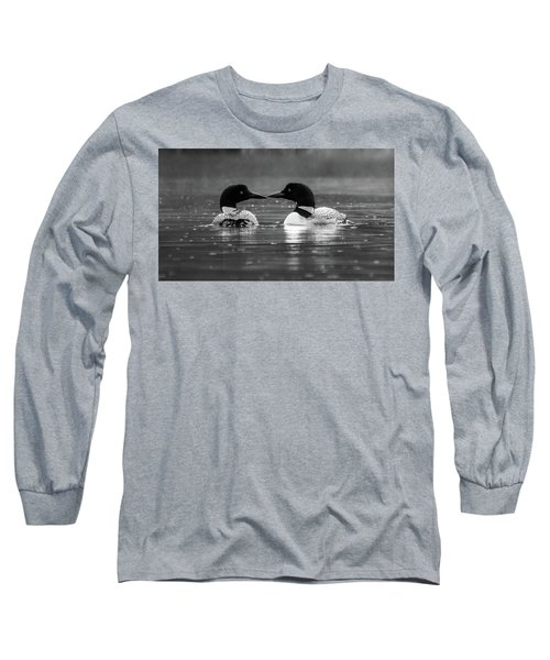 Loving Loons Long Sleeve T-Shirt