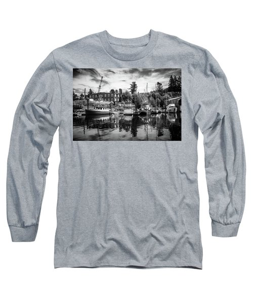 Lovric's Sea Craft Washington Long Sleeve T-Shirt