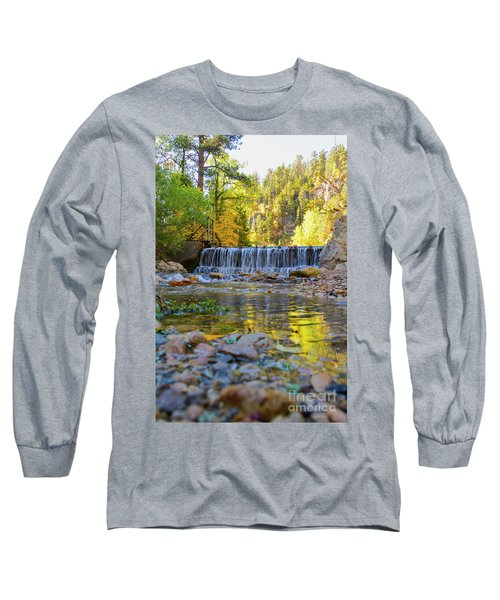 Low Look At The Falls Long Sleeve T-Shirt