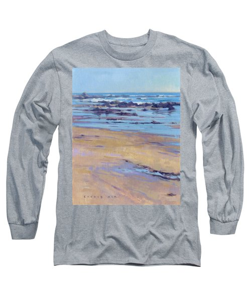 Low Tide / Crystal Cove Long Sleeve T-Shirt