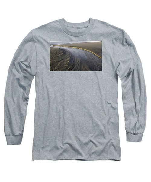 Low Tide Morning Long Sleeve T-Shirt