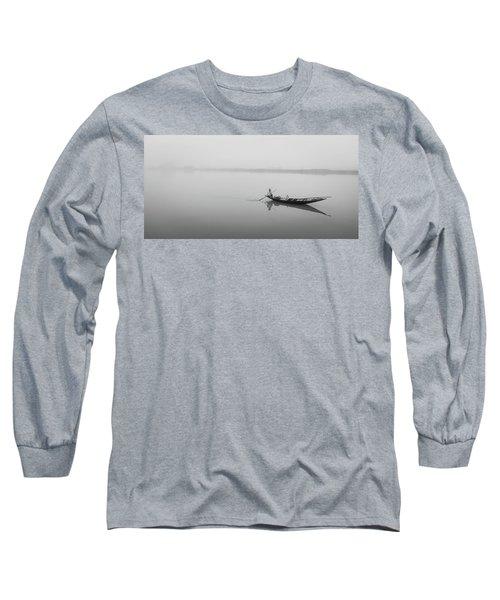 Lower Ganges - Misty Morinings Long Sleeve T-Shirt