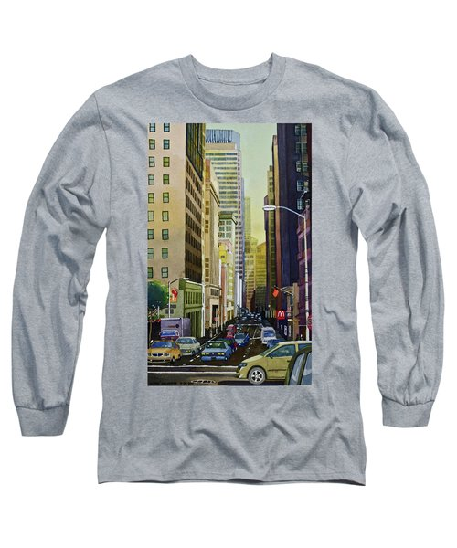 Lower Pine Street Long Sleeve T-Shirt