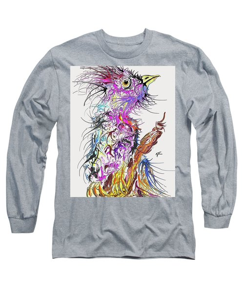 Lsd Bird 2 Long Sleeve T-Shirt