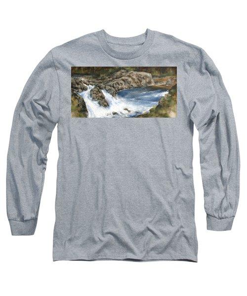 Lucia Falls Summer Long Sleeve T-Shirt